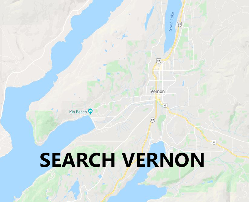Search Vernon Real Estate Listings