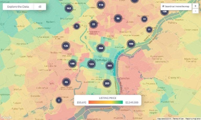 Philadelphia Real Estate Market Trends 2020: Best Neighborhoods for Affordable Listing Price