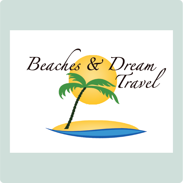 Beaches and Dreams Travel Logo