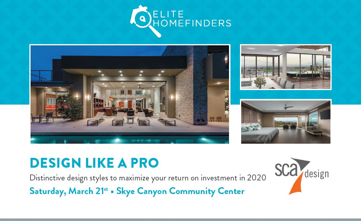 elite home finders sca design desing like a pro