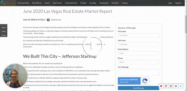 June 2020 Las Vegas Real Estate Market Report | Elite Home Finders