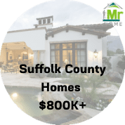 Suffolk County Homes For Sale $800k+