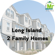 Long Island 2 Family Homes For Sale