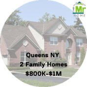 queens ny 2 family homes for sale $800k-$1M