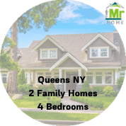 Queens NY 2 Family Homes For Sale 4 Bedrooms