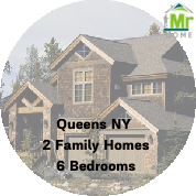 queens ny 2 family homes for sale 6 bedrooms