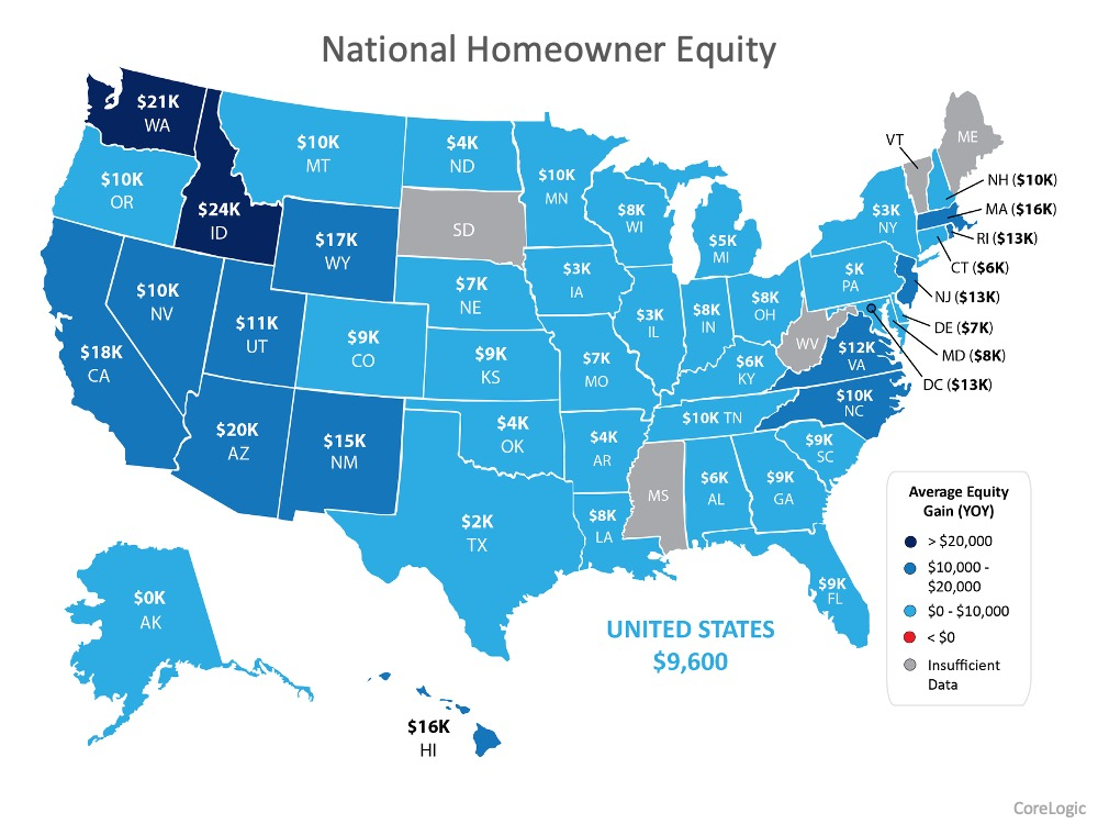 Want to Make a Move? Homeowner Equity is Growing Year-Over-Year | MyKCM