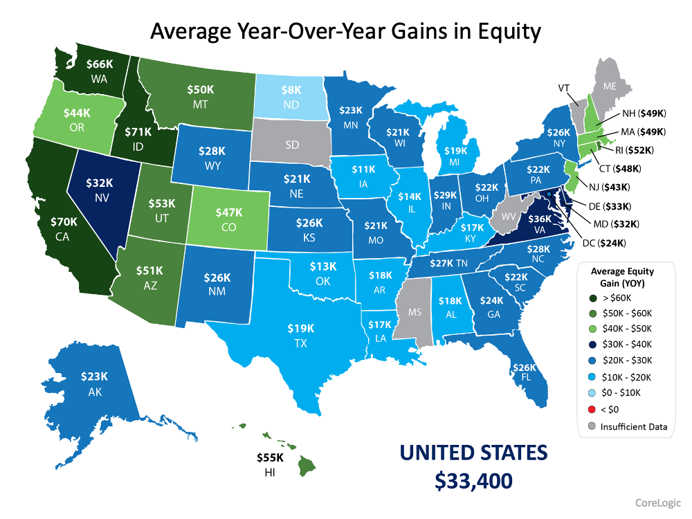 Homeowner Wealth Increases Through Growing Equity This Year   MyKCM