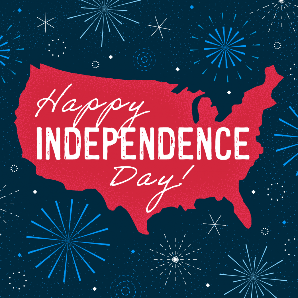 Happy Independence Day!   MyKCM