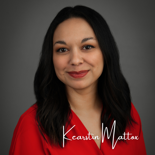 Headshot of Kearstin Mattox, a showing agent for the Flanagan Group, Keller Williams Realty of Southwest Missouri