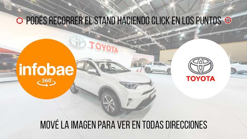 Stand Toyota