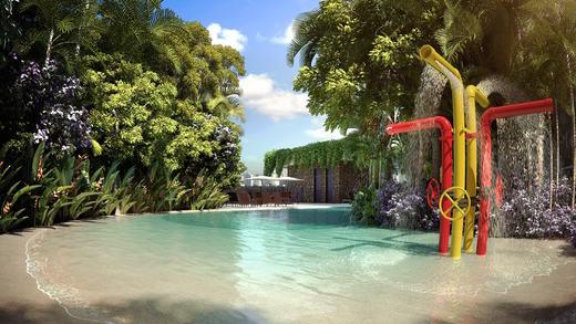 Piscina infantil - Fachada - Piscine Station Resort - 315 - 8