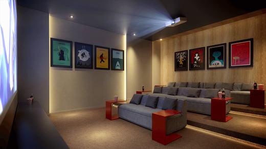 Cinema - Fachada - Piscine Station Resort - 315 - 12