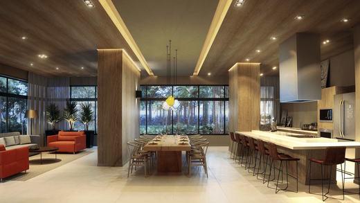 Gourmet - Fachada - Piscine Station Resort - 315 - 13