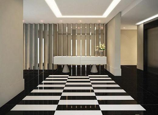 Lobby - Fachada - Helbor Art Paulista - 316 - 3