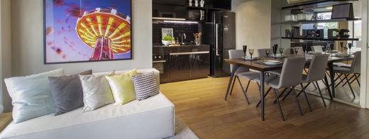 Living studio - Fachada - Helbor Art Paulista - 316 - 5