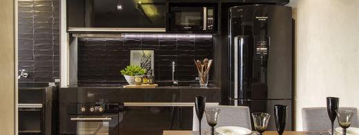 Cozinha studio - Fachada - Helbor Art Paulista - 316 - 8