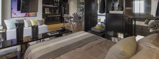 Dorm studio - Fachada - Helbor Art Paulista - 316 - 11