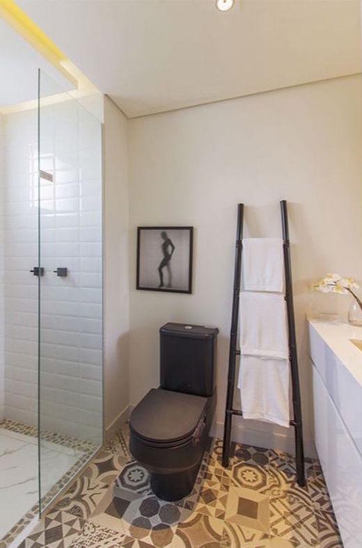 Banho apto tipo ampliado - Fachada - Helbor Art Paulista - 316 - 20