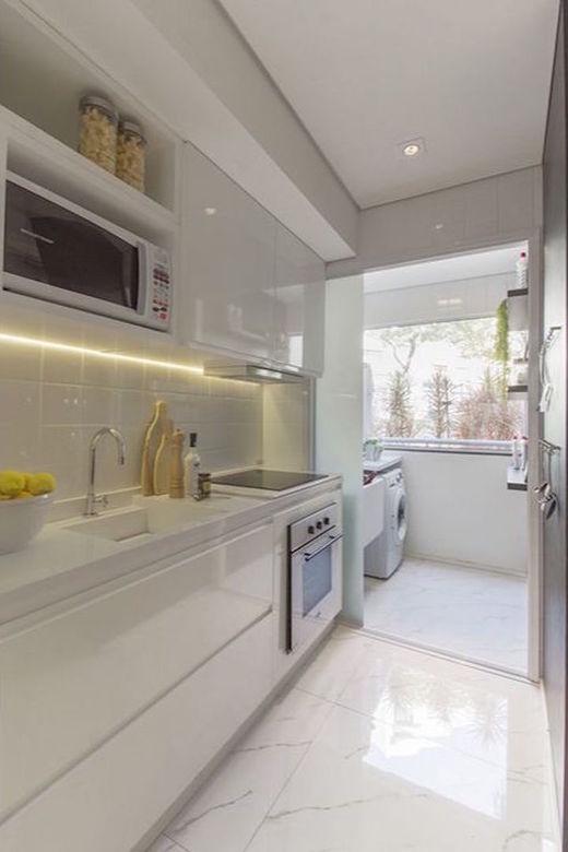 Cozinha apto tipo ampliado - Fachada - Helbor Art Paulista - 316 - 21