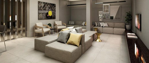 Lounge festas - Fachada - Helbor Art Paulista - 316 - 25