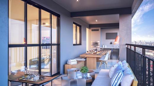 Cobertura terraco - Fachada - Maxmitre - 318 - 8