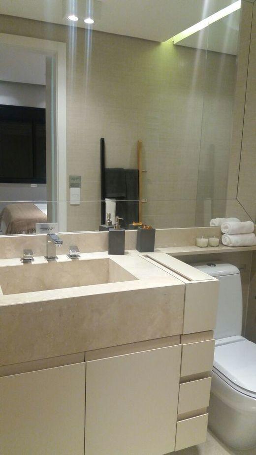 Banheiro decorado - Fachada - Maxmitre - 318 - 18