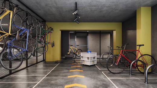 Bicicletario - Fachada - Maxmitre - 318 - 20