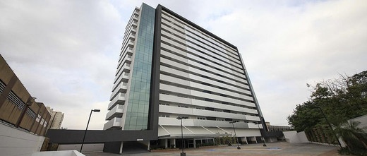 Fachada - Sala Comercial 40m² à venda Rua Benedito Fernandes,Santo Amaro, São Paulo - R$ 270.270 - II-1542-5824 - 1