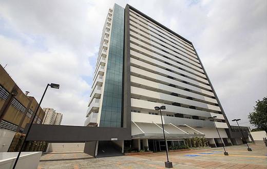 Fachada - Sala Comercial 40m² à venda Rua Benedito Fernandes,Santo Amaro, São Paulo - R$ 270.270 - II-1542-5824 - 4