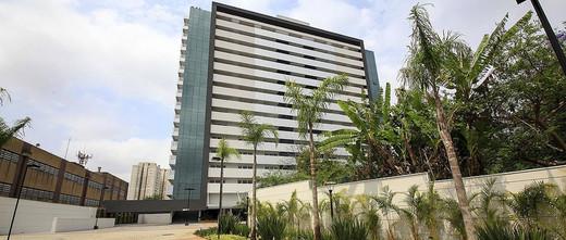 Acesso a carros - Sala Comercial 40m² à venda Rua Benedito Fernandes,Santo Amaro, São Paulo - R$ 270.270 - II-1542-5824 - 5