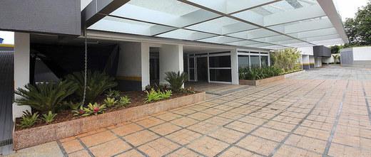Acesso pedestre - Sala Comercial 40m² à venda Rua Benedito Fernandes,Santo Amaro, São Paulo - R$ 270.270 - II-1542-5824 - 7
