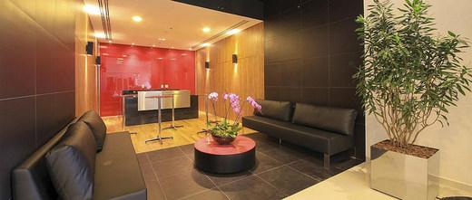 Lobby - Sala Comercial 40m² à venda Rua Benedito Fernandes,Santo Amaro, São Paulo - R$ 270.270 - II-1542-5824 - 12