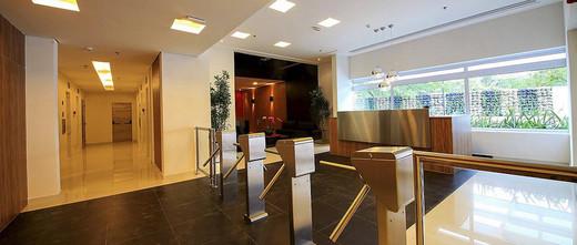 Lobby - Sala Comercial 40m² à venda Rua Benedito Fernandes,Santo Amaro, São Paulo - R$ 270.270 - II-1542-5824 - 13