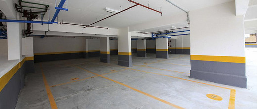 Estacionamento - Sala Comercial 40m² à venda Rua Benedito Fernandes,Santo Amaro, São Paulo - R$ 270.270 - II-1542-5824 - 16