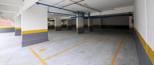 Estacionamento - Sala Comercial 40m² à venda Rua Benedito Fernandes,Santo Amaro, São Paulo - R$ 270.270 - II-1542-5824 - 17