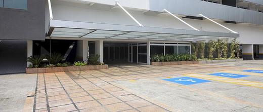 Estacionamento - Sala Comercial 40m² à venda Rua Benedito Fernandes,Santo Amaro, São Paulo - R$ 270.270 - II-1542-5824 - 19