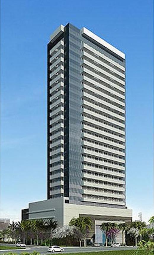 Fachada - Fachada - Up Offices Berrini - 320 - 1