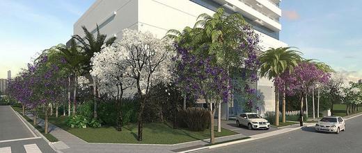 Acesso - Fachada - Up Offices Berrini - 320 - 2