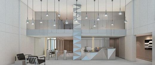 Lobby - Fachada - Up Offices Berrini - 320 - 3