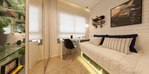 Dormitorio - Fachada - Orbit Residencial - 321 - 11