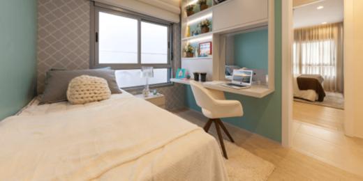 Dormitorio - Fachada - Orbit Residencial - 321 - 12
