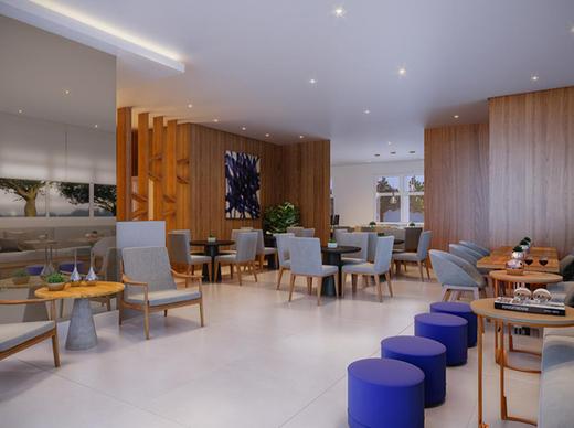 Salao de festas - Apartamento 3 quartos à venda Aclimação, São Paulo - R$ 1.090.114 - II-1552-5842 - 3
