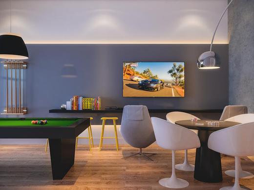 Salao de jogos - Apartamento 3 quartos à venda Aclimação, São Paulo - R$ 1.090.114 - II-1552-5842 - 4