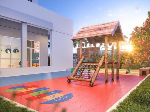 Playground - Apartamento 3 quartos à venda Aclimação, São Paulo - R$ 1.090.114 - II-1552-5842 - 8