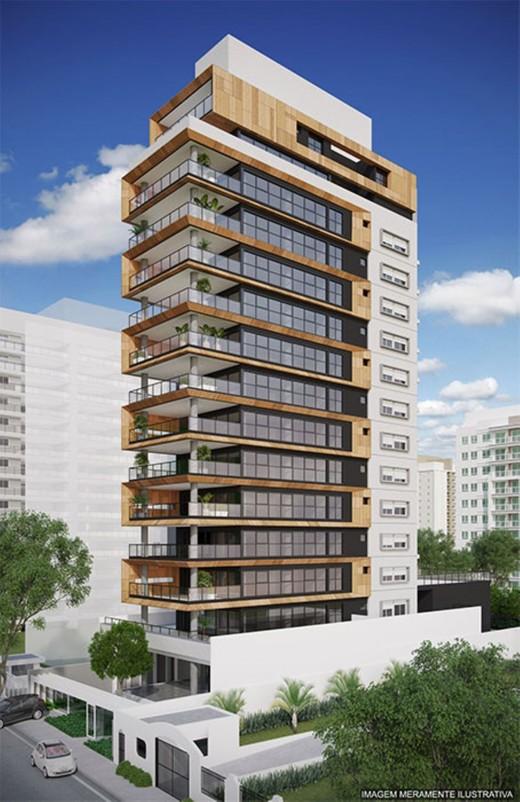 Fachada - Fachada - Jade Jardim Paulista - 325 - 2