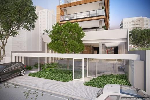 Entrada - Fachada - Jade Jardim Paulista - 325 - 4