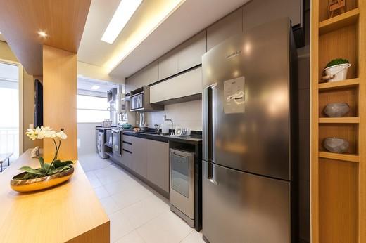 Cozinha - Fachada - Modern Life Fagundes Filho - 326 - 8