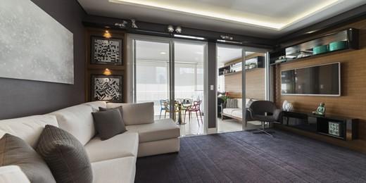Living - Apartamento 2 quartos à venda Vila Mariana, São Paulo - R$ 1.300.000 - II-1579-5929 - 7