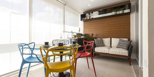 Varanda - Apartamento 2 quartos à venda Vila Mariana, São Paulo - R$ 1.300.000 - II-1579-5929 - 8